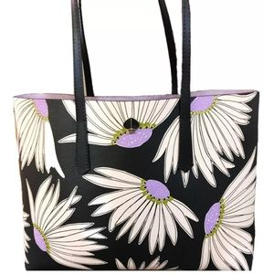 NEW Kate Spade Falling Flowers Molly Tote Purse
